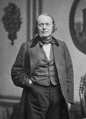 English: Louis Agassiz (1807-1873)
