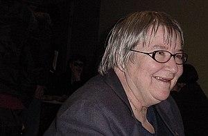 English: Photo of Lynne Stewart by Robert B. L...