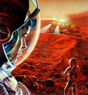 Colonization of Mars - Wikipedia