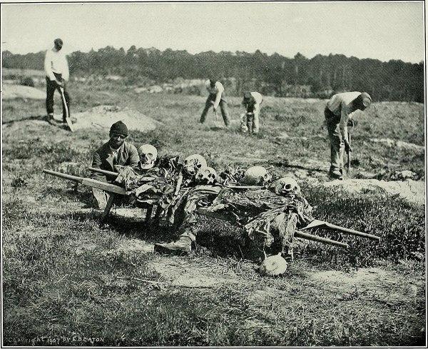 File:Original photographs taken on the battlefields during ...