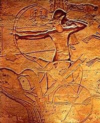 Ramsés en Qadesh