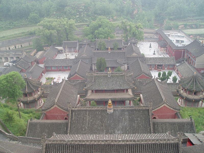 Zunsheng Temple 11