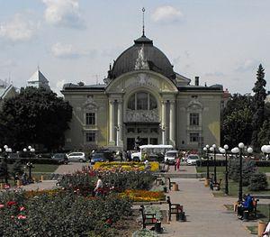 Theatre of Chernivtsi