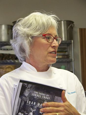 English: A photo of chef Cindy Pawlcyn, taken ...