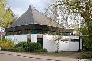 Dietrich-Bonhoeffer-Kirche Lindenthal, Cologne...