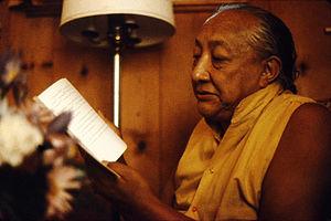 དིལ་མགོ་མཁྱེན་བརྩེ་ HH Dilgo Khyentse Rinpoche...