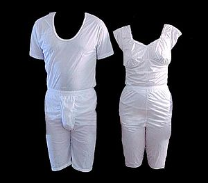 Mormon Temple Garments