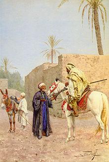 peinture orientaliste wikipedia