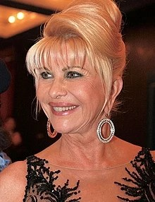 Ivana Trump From Wikipedia