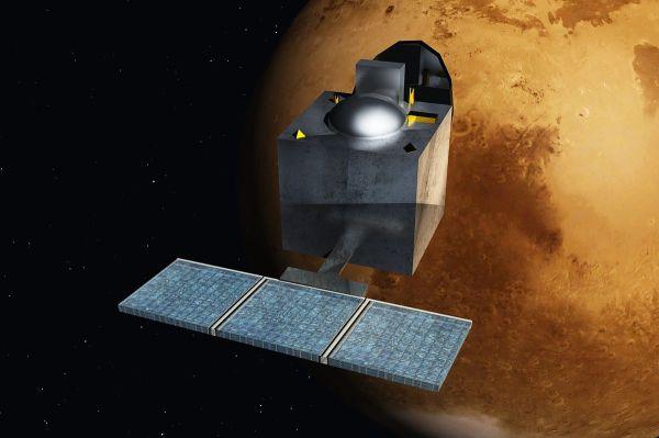 Mars Orbiter Mission - Wikipedia