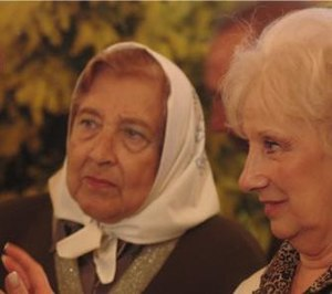 Izquierda: Marta Ocampo de Vásquez (Madres de ...
