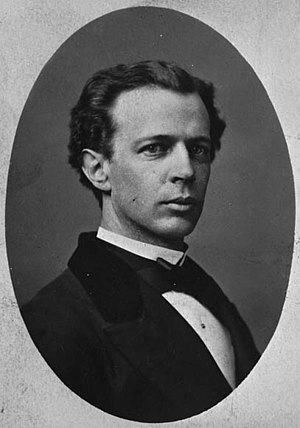 English: A photograph of Wilfrid Laurier.
