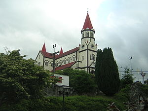 Church of Puerto Varas