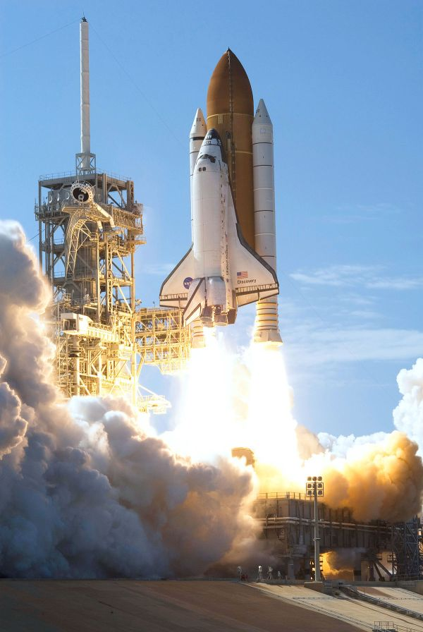 Space Shuttle Discovery - Wikipedia
