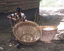 basket weaving wikipedia