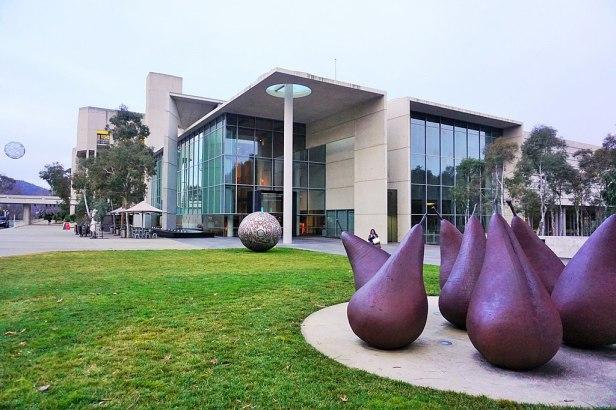 Australian War Memorial - Joy of Museums - National Gallery of Australia