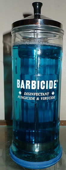 Barbicide Wikipedia