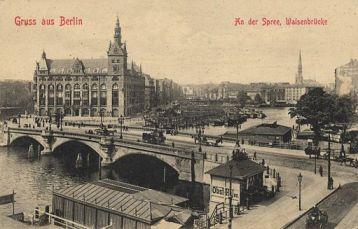 Berlin-Mitte Postkarte 020