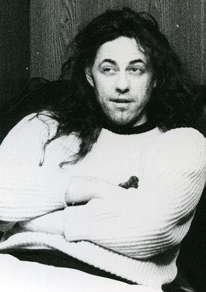 Bob Geldof in 1991.