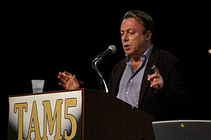 Christopher Hitchens from the Randi Foundation...