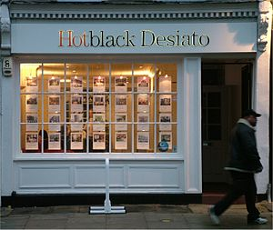 Hotblack Desiato estate agents - February 16 2...
