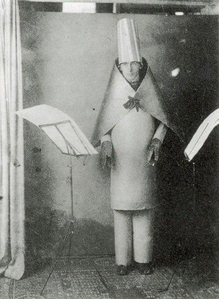 Hugo Ball Cabaret Voltaire