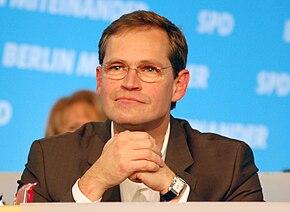 Michael Müller - Foto von Wikipedia