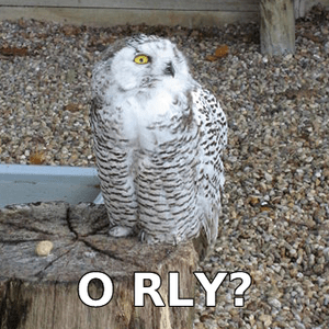 """""""O frly?"""", the (official) free softw..."""