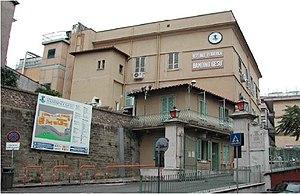 Italiano: Ospedale pediatrico Bambino Gesù