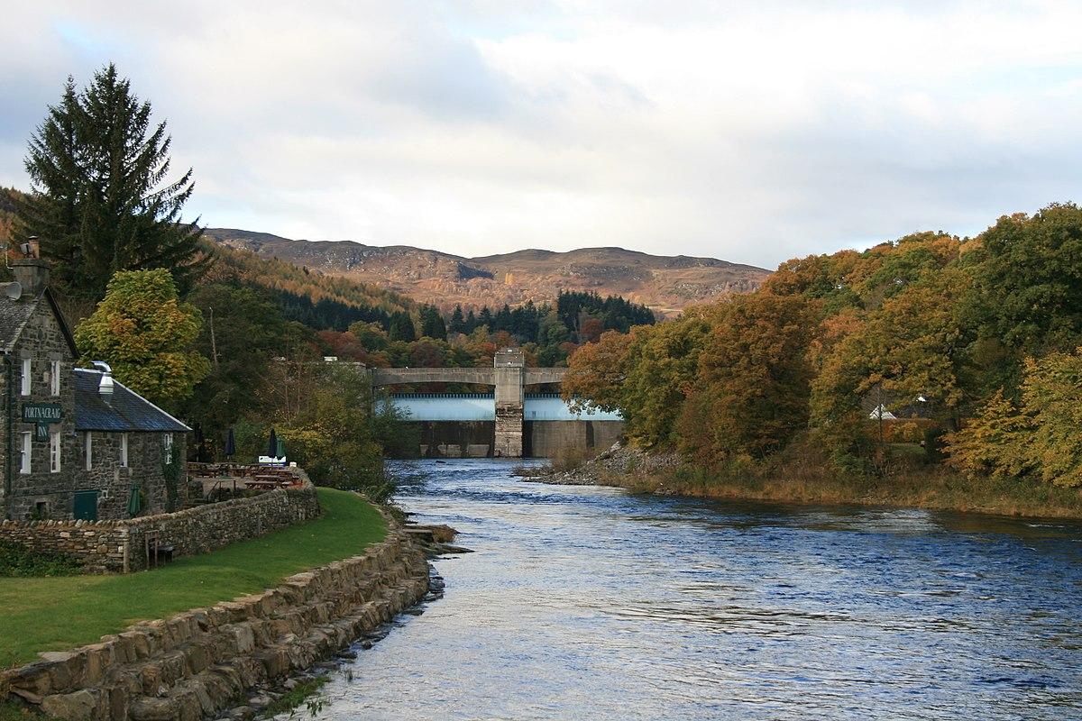Tummel Hydro Electric Power Scheme