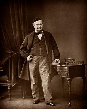 Charles Augustin Sainte-Beuve, French writer (...