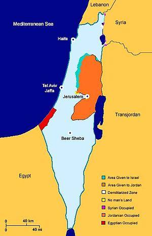 en: Israel after the Arab-Israeli War in 1948-...