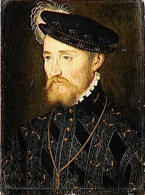 Francis, Duke of Guise, by François Clouet