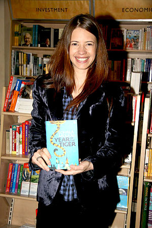 Kalki Koechlin unveils 'The Year of the Tiger'...