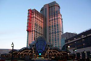 English: Niagara Fallsview Casino Resort - Fac...
