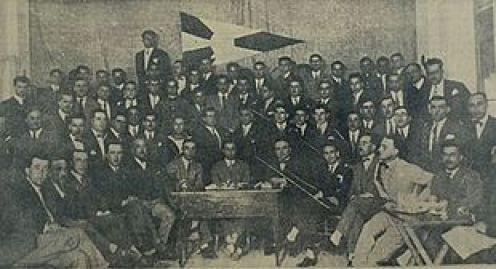 Αποτέλεσμα εικόνας για ολυμπιακος ίδρυση