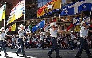 Calgary Stampede Parade 2011
