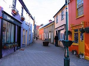 Shops in Kinsale
