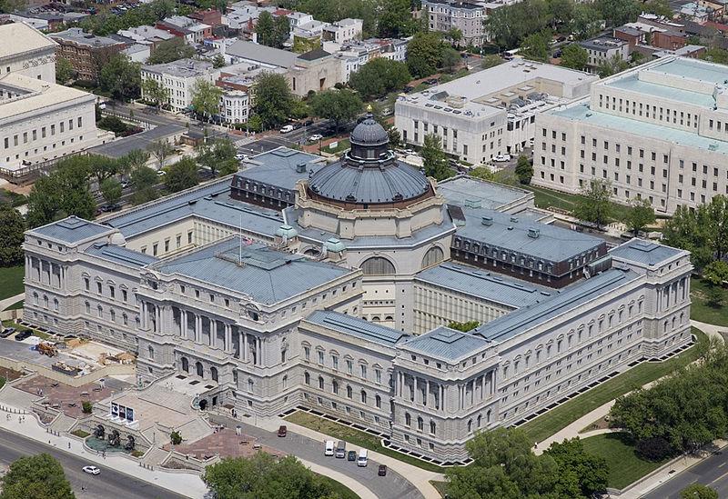 Ficheiro:Thomas Jefferson Building Aerial by Carol M. Highsmith.jpg