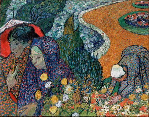 Memory of the Garden at Etten (Ladies of Arles) - Wikipedia
