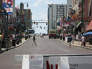 Beale St. Memphis, TN