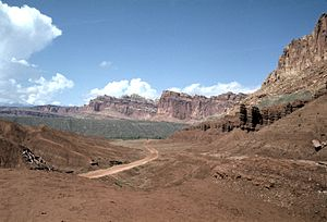 Capitol Reef National Park, Utah, USA. Scenic ...