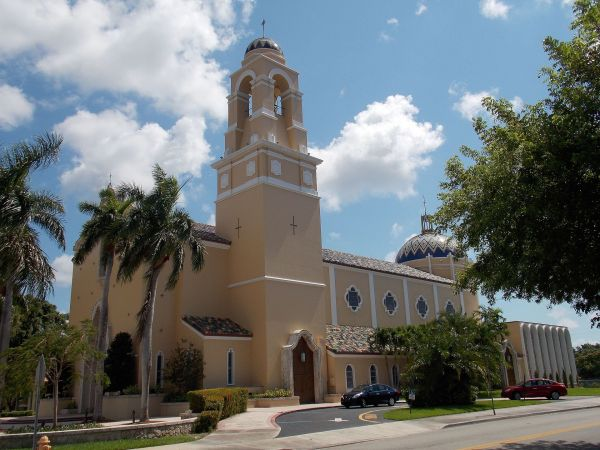 Cathedral of Saint Mary (Miami) - Wikipedia