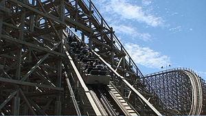 Coaster Express at Parque Warner Madrid