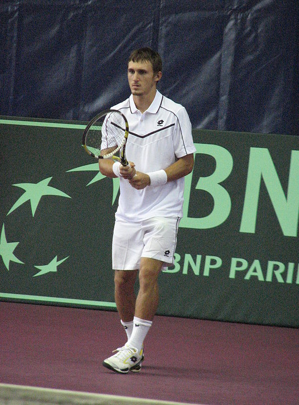 Bulgarian male tennis players