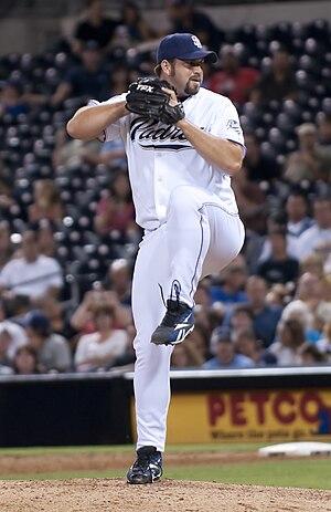 Heath Bell San Diego Padres
