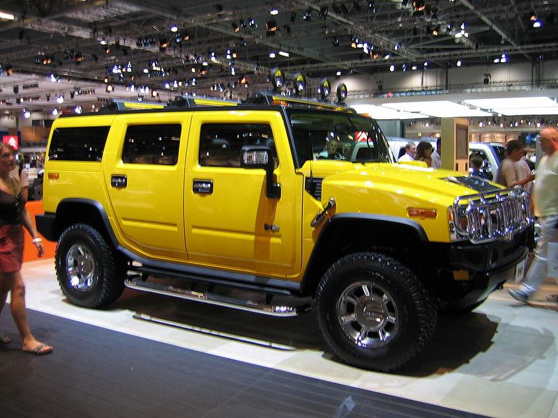 Hummer Cars 2014
