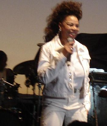 millie jackson @ sunset junction