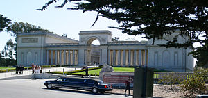California Palace of the Legion of Honor, Linc...