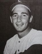 Sandy Koufax (credit: Wikipedia)